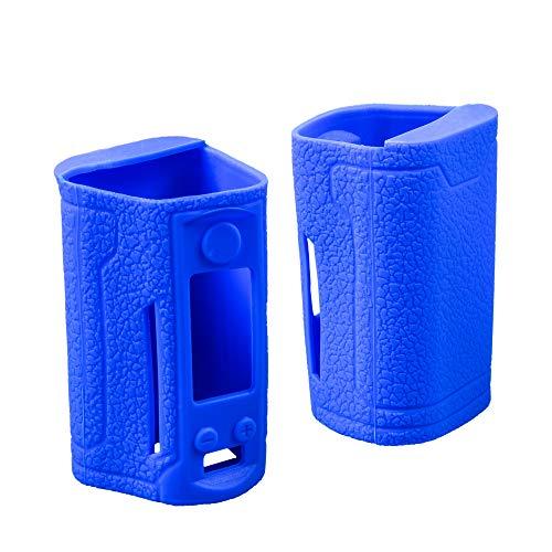 Baluum Hülle für Wismec Reuleaux RX GEN3 Dual in Blau E-Zigaretten Schutzhülle aus Silikon ähnlichen TPU