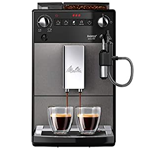 Melitta Fully Automatic Coffee Machine, Avanza Series 600, Art. No. 6767843, Stainless Steel, 1450 W, 1.5 liters, Mystic Titian