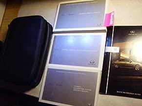 2006 Infiniti M35 and M45 Owner's Manual Original