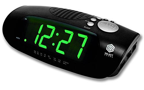 comprar radio reloj despertador digital fabricante Select Sound