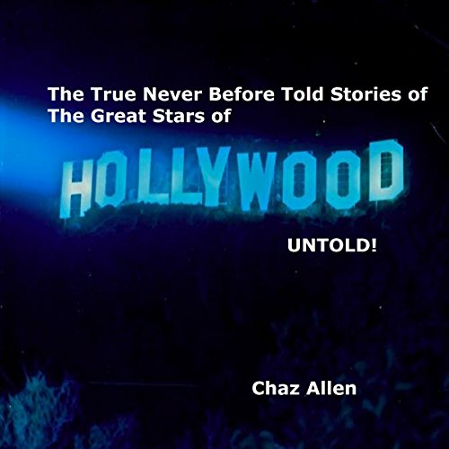 Hollywood Untold audiobook cover art