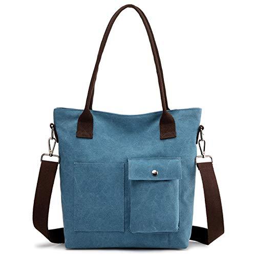 Setrouyo Fashion dameshandtas rugzak met grote capaciteit riemtas schoudertas boodschappentas boodschappentas reis laptoptas voor dames portefeuille opbergtas