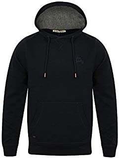 Tokyo Laundry Mens Sweatshirt Head Hooded Top Casual Fleece Lined New