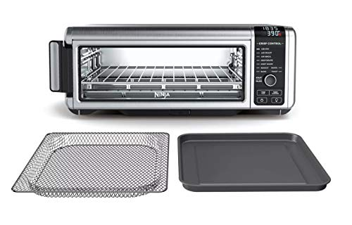 Ninja Foodi FT102A 9-in-1 Digital Air Fry Oven with Convection Oven, Toaster, Air Fryer