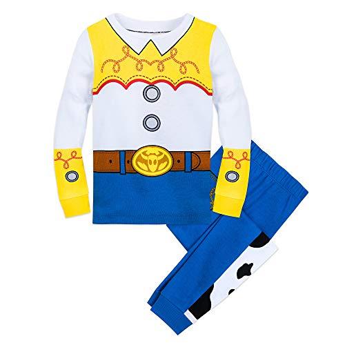 Disney Jessie Costume PJ PALS for Girls Size 6