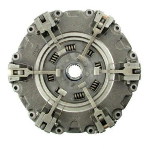 Pressure Plate Assembly - 2 Discs - Premium, New, Carraro, 351480, For JD, RE66695