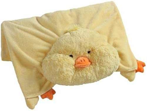 The Original My Pillow Pets Duck Blanket (Yellow) by My Pillow Pets