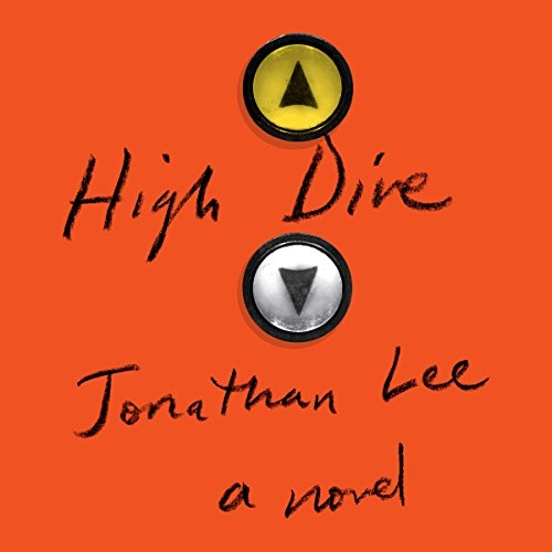 High Dive audiobook cover art