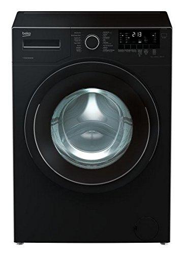 Beko WTC 8733 XB0B Libera installazione Caricamento frontale 8kg 1400Giri/min A+++ Nero lavatrice