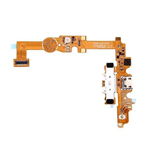 un known Reemplazar Nueva Piezas Cable de Carga de Puerto Flexible para LG Optimus L5 II / E460 Accesorio