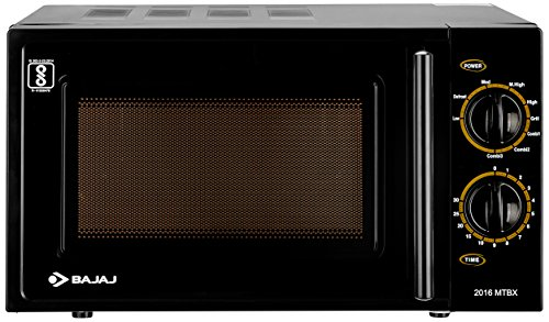Bajaj 20 Litres Grill Microwave Oven with...