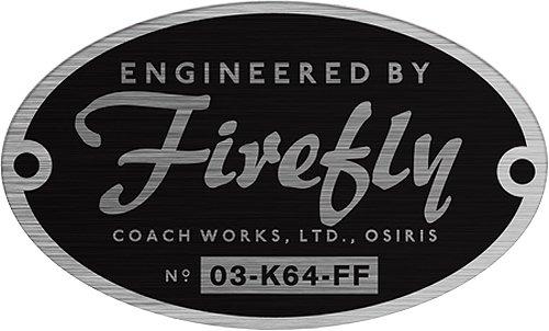 QMx Engineered by Firefly Bumper Sticker