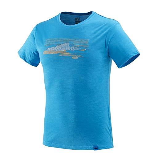 MILLET Sevan Wool Ts Onderhemd voor heren