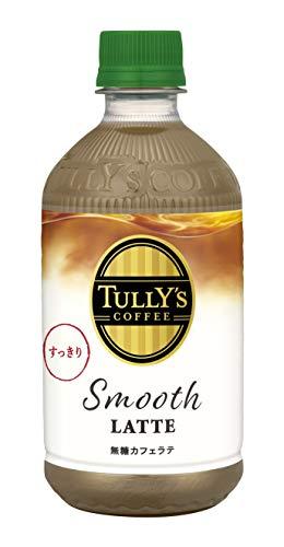 [旧品番]伊藤園 タリーズコーヒー Smooth Latte (スムース 無糖ラテ) HOT&Cold 500ml ×24本