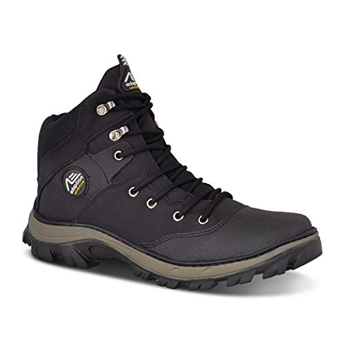 Coturno Masculino Adventure Adaption Thunder (43, Preto)