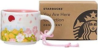 STARBUCKS スターバックス スタバ You Are Here Collection マグ JAPAN Spring 59ml 日本限定 ご当地 コップ 和 和風 さくら 菜の花 富士山 鯉のぼり だるま 寿司 陶器 コーヒー