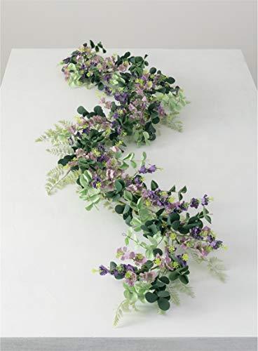 Sullivans Faux Mixed Lavender Garland