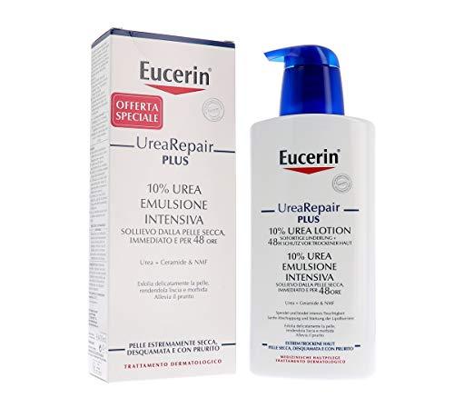 Eucerin Urea Repair Plus - Emulsione Intensiva 10% Urea, 400ml
