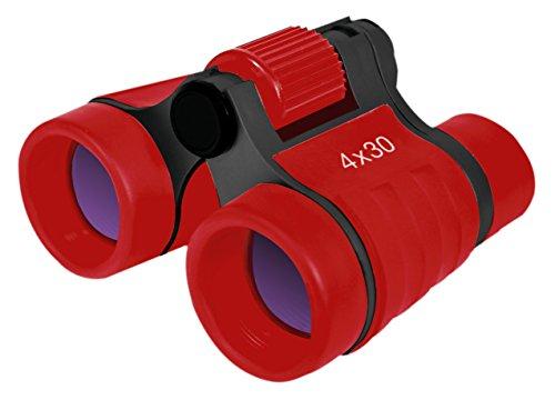 Vivitar VIV-TELMIC-40-RED Telescope, Microscope and Binocular Kit, Red