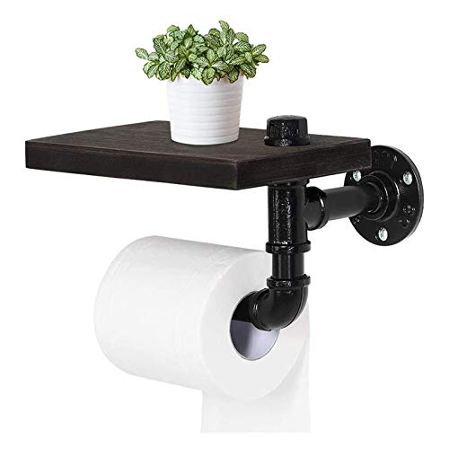 Top 10 best selling list for wood ladder toilet paper holder stand