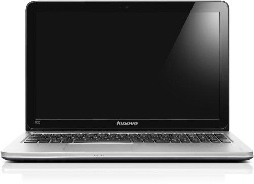 Lenovo IdeaPad U510 39,6 cm (15,6 Zoll) Ultrabook (Intel Core i3 3227U, 1,9GHz, 4GB RAM, 500GB HDD, NVIDIA GT 625M, DVD, Win 8) grau