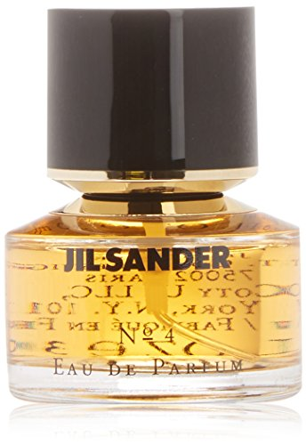 Jil Sander Woman No.4 femme / woman, Eau de Parfum, Vaporisateur / Spray, 30 ml