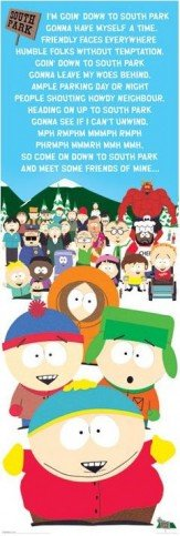 1art1 43803 South Park - Down To South...