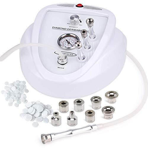 Dispositivo profesional de dermoabrasión, 45W Dispositivo de microdermoabrasión, microdermoabrasión de diamante, peeling...