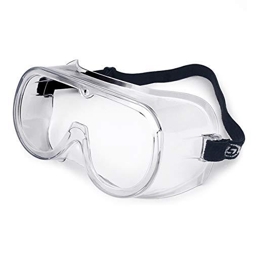 LumiSyne Gafas De Seguridad Con Válvulas Multifuncionales