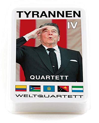 familie von quast - Quartett Spiel Tyrannen 4