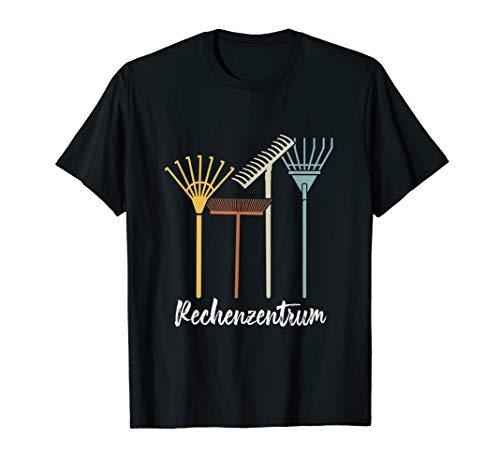 Rechenzentrum Gärtner Gärtnerei Garten Gießkanne Geschenk T-Shirt