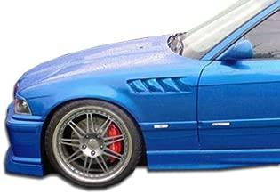 Brightt Duraflex ED-QPP-996 Z3 Fenders - 2 Piece Body Kit - Compatible With 3 Series 1992-1998