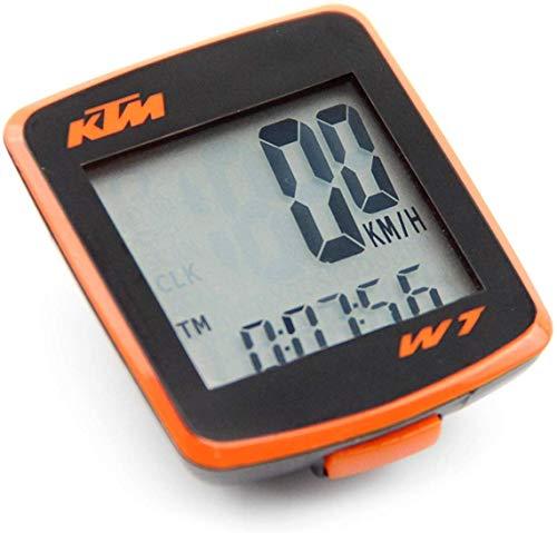 KTM Fahrradcomputer Computer mit 7 Funktionen Team