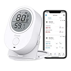Govee Wi-Fi Temperature And Humidity Sensor Monitor