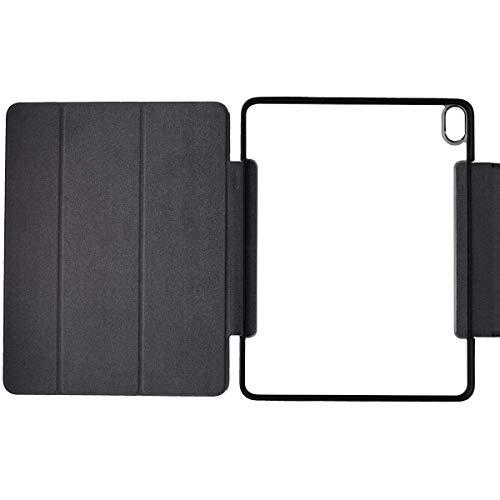 OtterBox Symmetry Series 360 Folio Case for Apple iPad Pro 12.9 (3rd Gen)- Black (Renewed)