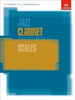 JAZZ CLARINET SCALES BOOK    LEVELS/GRADES 1-5 (Jazz Horns)