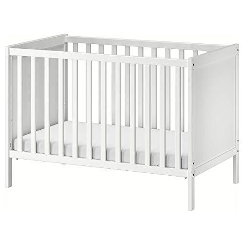 IKEA SUNDVIK Kinderbett weiß