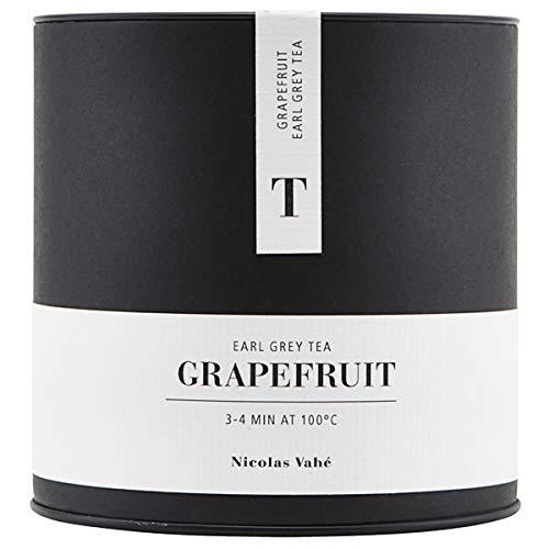 Nicolas Vahé - Earl Grey - Tee - Grapefruit - 100 g.