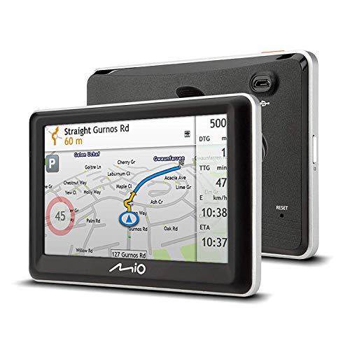 Mio Spirit 7700 Full Europe - Navigatore GPS per auto con mappe...