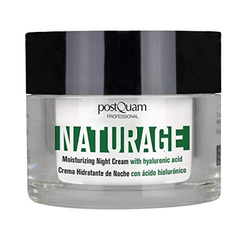 Postquam - Naturage   Crema Hidratante Piel Normal 100% Natural con Protector Solar SPF 30-50 ML