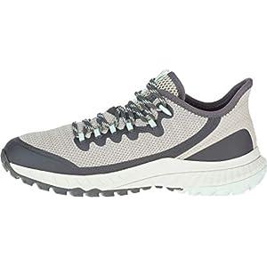 Merrell womens Bravada Hiking Shoe, Aluminum, 9 US
