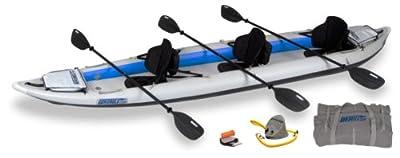 SE465FT_P Sea Eagle FastTrack 465ft Inflatable Kayak Pro Package