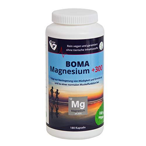 Boma Magnesium +300 Kapseln, 180 St