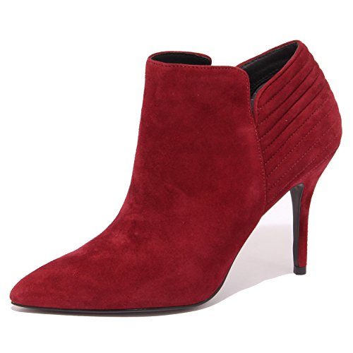 What For 8774P Tronchetto Bordeaux Stivaletto Donna Boot Woman [37.5]