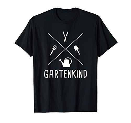 Gartenkind Garten Gärtnerin Landschaftsgärtner Gärtner T-Shirt