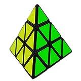 MEISHINE® Profesional Pirámide Cubo Mágico –...