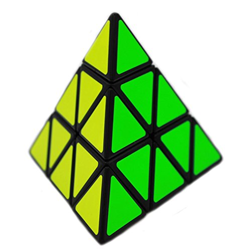 MEISHINE® Profesional Pirámide Cubo Mágico – Pyraminx Mágico Cubo de la Velocidad Cubo Mágico Inteligencia Juego de Puzzle Cube Magic Speedcube