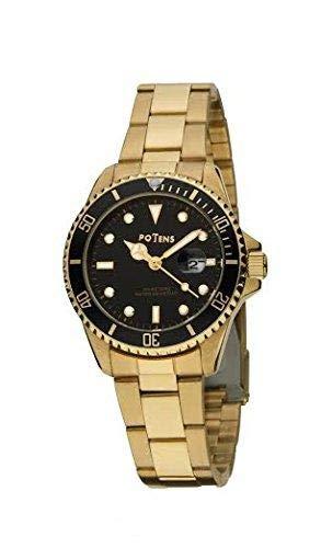 Reloj POTENS Mujer 40-2709-0-1 Acero BAÑADO EN Oro