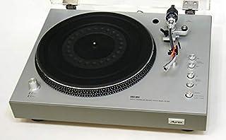 TOSHIBA 東芝 Aurex オーレックス SR-355D アナログレコードプレイヤー ダイレクトドライブ方式 S字形ユニバーサルアーム マニュアル機