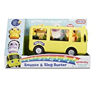 Little Baby Bum Bouncer & Sing Buster - Play & Learn - Interactive - Plays Music, Bobbing Characters...